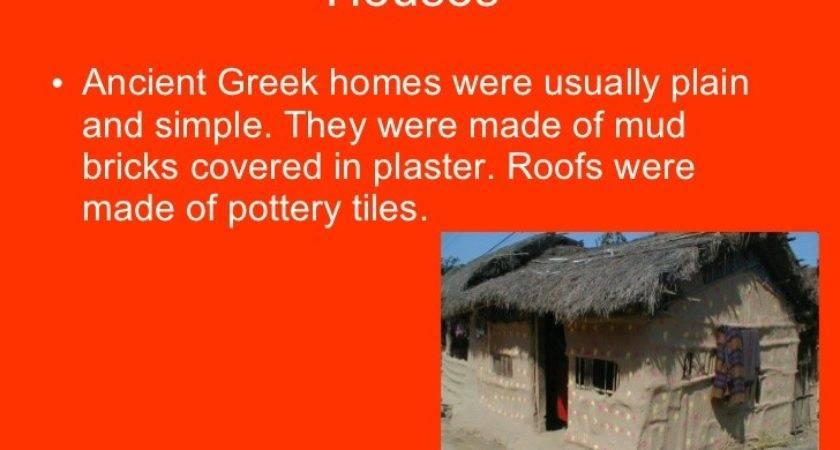 Ancient Greek Houses Were Plain Pin