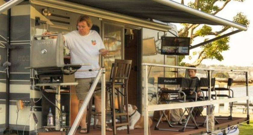 Answer Truly Portable Deck Patio