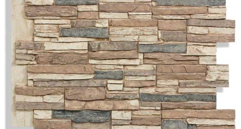 Antico Elements Faux Stone Wall Paneling