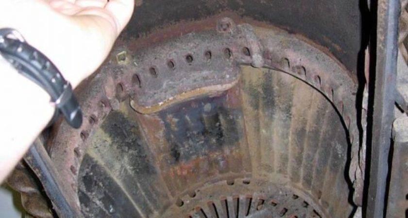 Antique Cast Iron Wood Stoves Parts Hot Blast Lot
