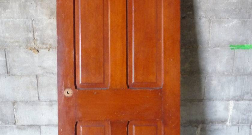 Antique Interior Door Doors Building