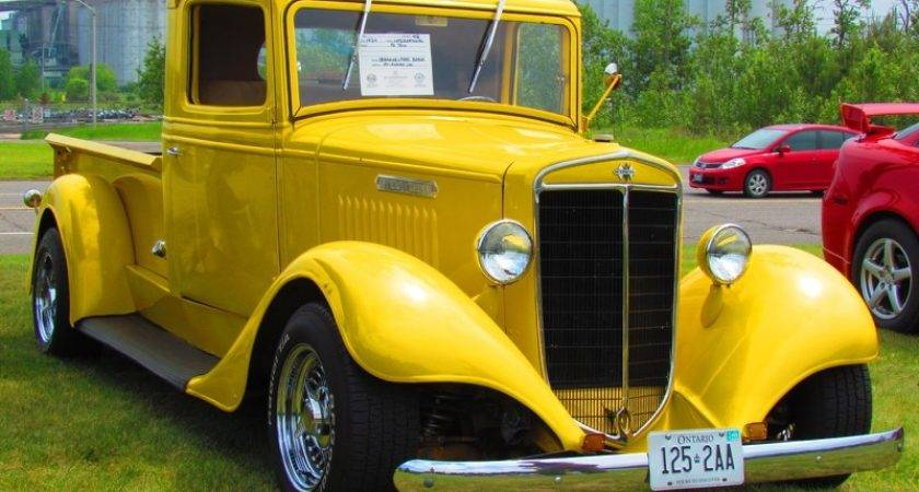 Antique International Hot Rod Truck Cars Other