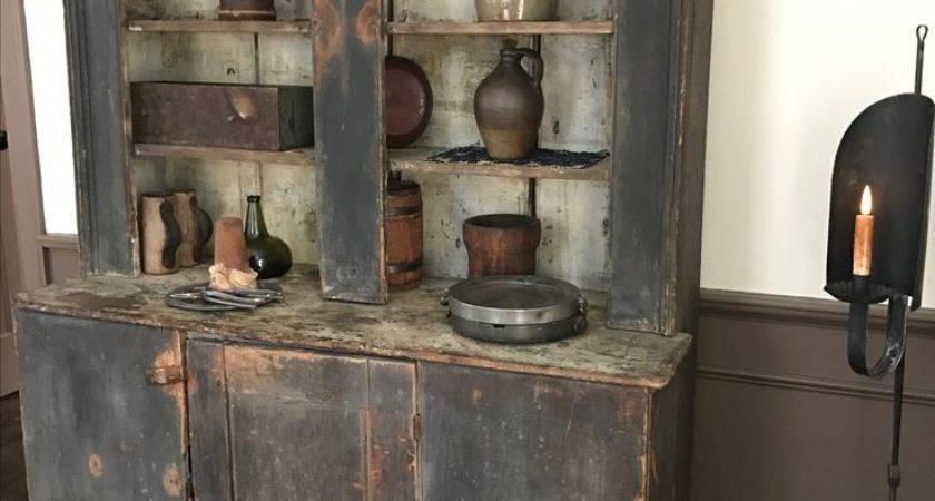 Antique Primitive Furniture