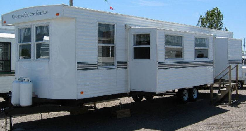 Anyone Tow Park Model Trailer Ford Truck Enthusiasts