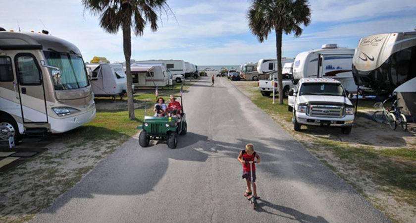 Apache Campground Pier Myrtle Beach