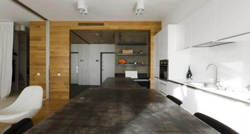Apartment Moving Walls