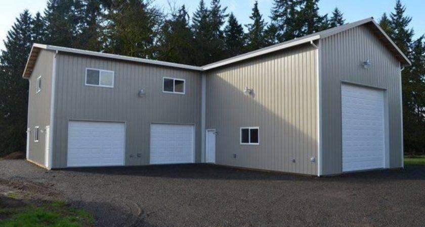 Apartment Over Garage Designs Storage
