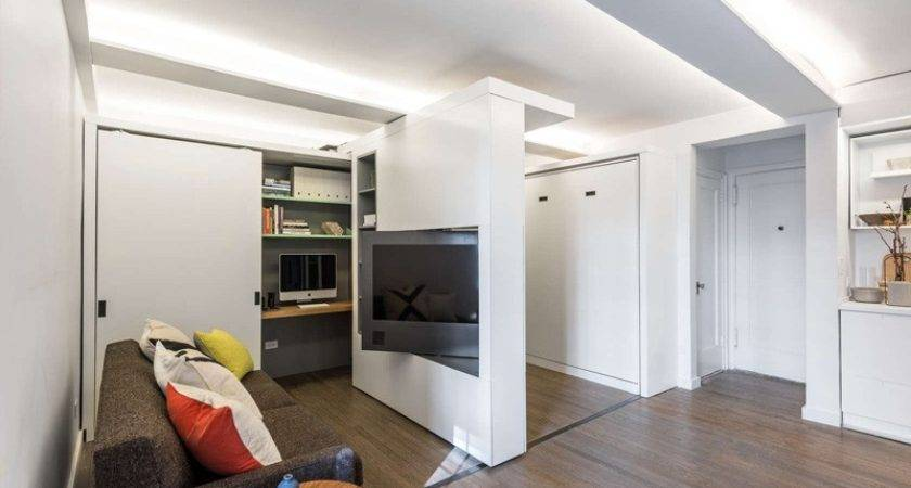 Apartments Movable Walls Inspire Through Flexibility