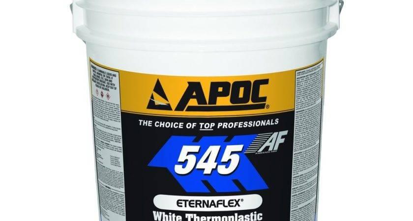 Apoc Eternaflex White Thermoplastic Rubber Coating