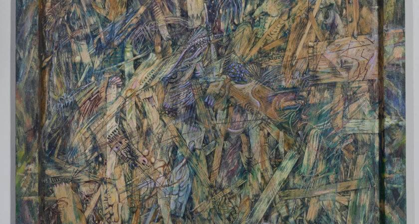Apotheosis Painting Gordon Payne Satellite