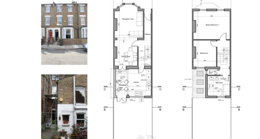 Architect Designed Kitchen Extension Clapham North Lambeth