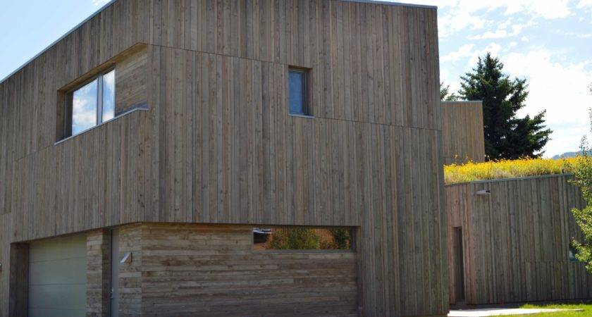Architectural Wood Siding