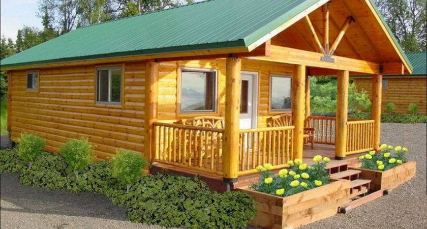 Architecture Awesome Modular Log Cabin House Cute Small