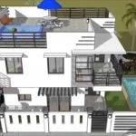 Architecture Two Storey House Designs Floor Affordable
