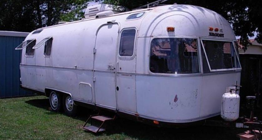 Argosy Foot Rear Bedroom Large Window Travel Trailer