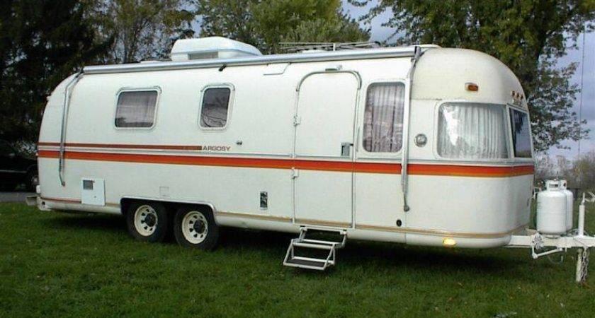 Argosy Vintage Airstream