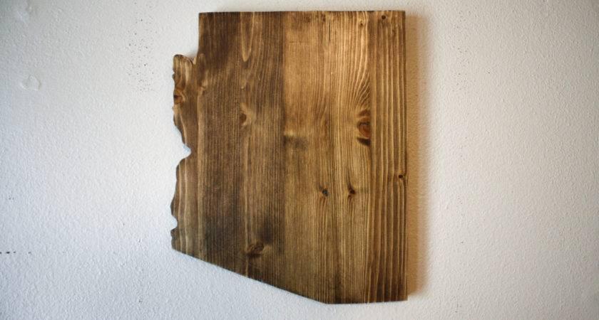 Arizona Wall Decor Home Wood