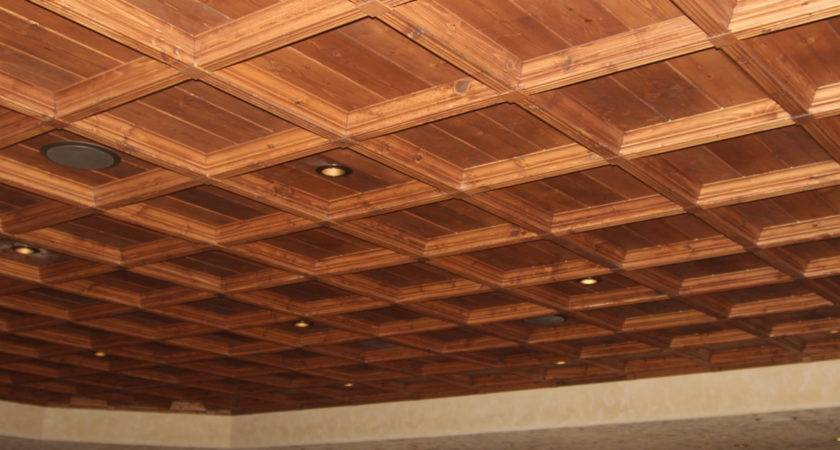 Armstrong Faux Wood Ceiling Tiles