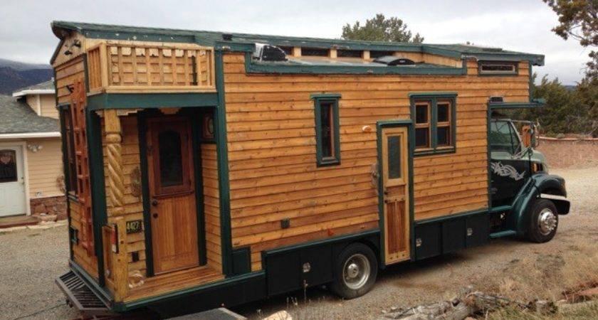 Artist Builds Custom Sterling House Truck Now Sale