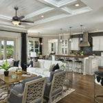 Asheville Model Home Interior Design Traditional
