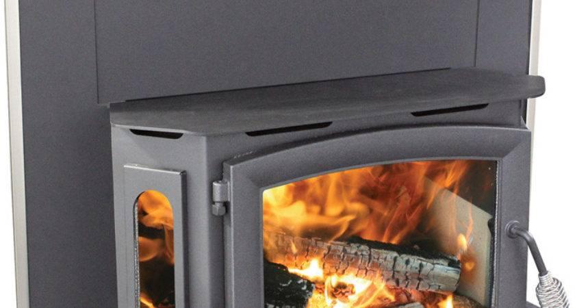 Ashley Hearth Products Wood Burning Insert Btu