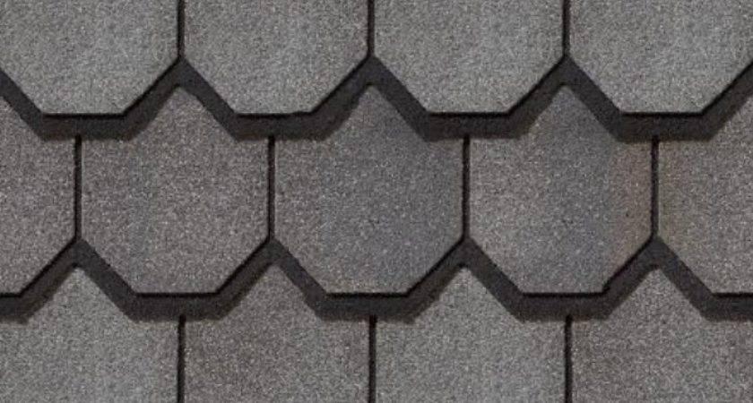 Asphalt Shingle Roofing Texture Seamless