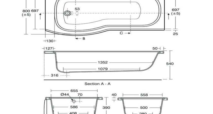 Astonishing Standard Clawfoot Tub Photos Plan
