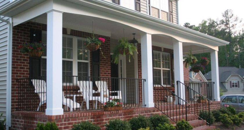 Atlanta Front Porch Construction Patriot Painters
