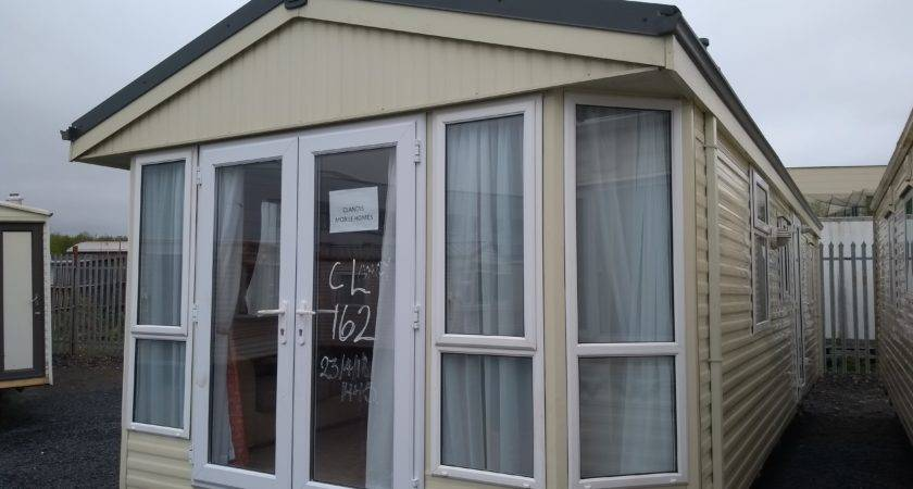 Atlas Amethyst Bed Double Glazed Central Heated