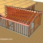 Attach Home Addition Roof Framing Existing