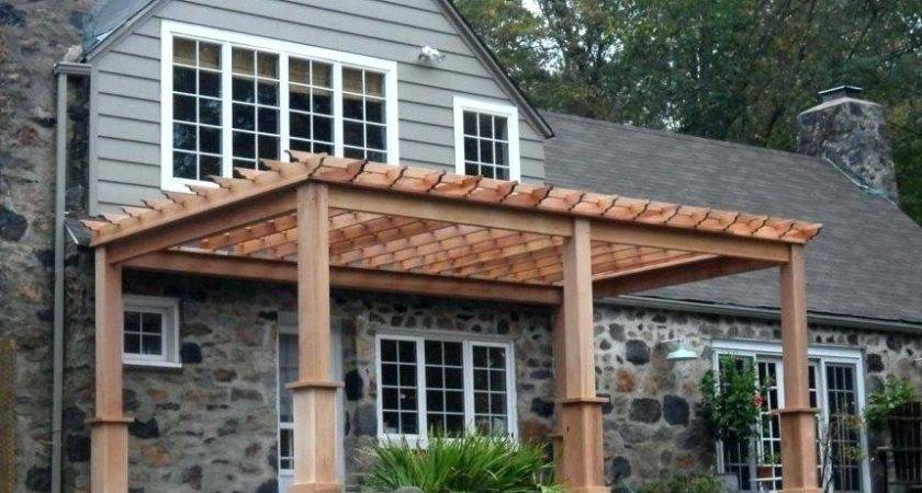 Attach Roof Over Deck House Best Porch Ideas