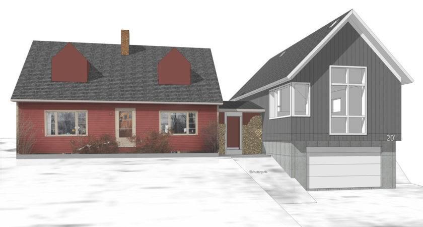 Attached Garage Addition Plans Netilove