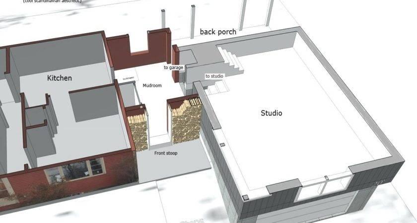 Attached Garage Addition Plans Venidami