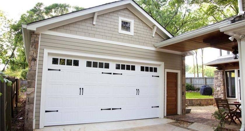 Attached Garage Addition