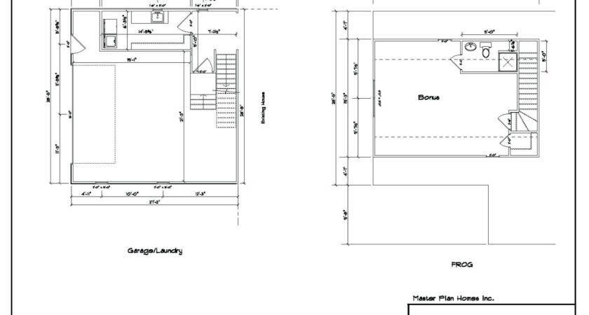 Attached Garageattached Garage Addition Plans Floor