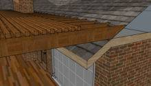 Attaching Pergola Shingle Roof