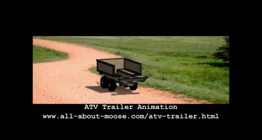 Atv Trailer Plans Tub Youtube