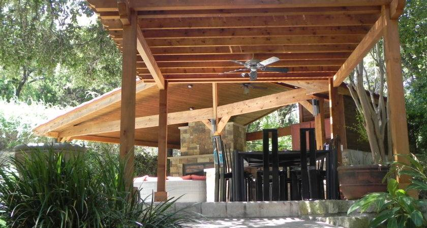 Austin Decks Pergolas Covered Patios Porches More
