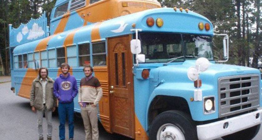 Austin Musician Converts School Bus Into Rvguide Blog