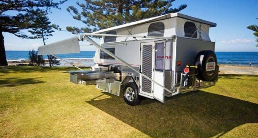 Australian Off Road Campers Quantum Supercamper