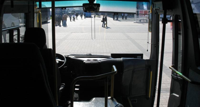 Automet Apollo School Bus Interior Front