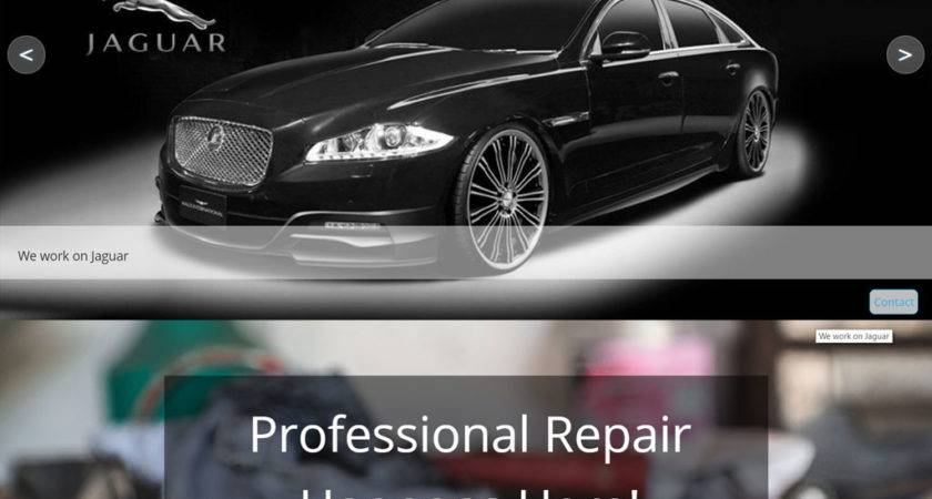 Automotive Drupal Website Designed