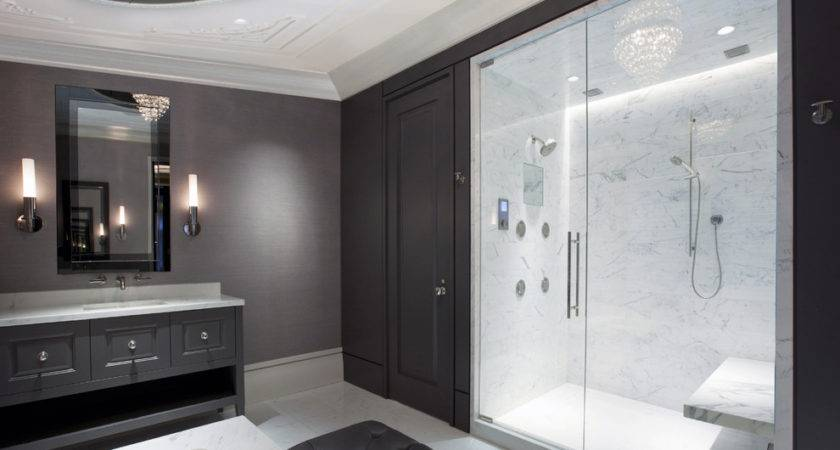 Average Master Glass Shower Doors Bathroom