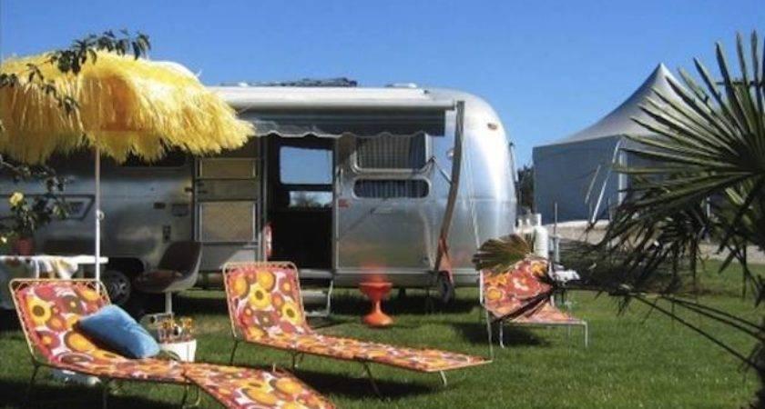 Awesome Airstream Hotels California Desert