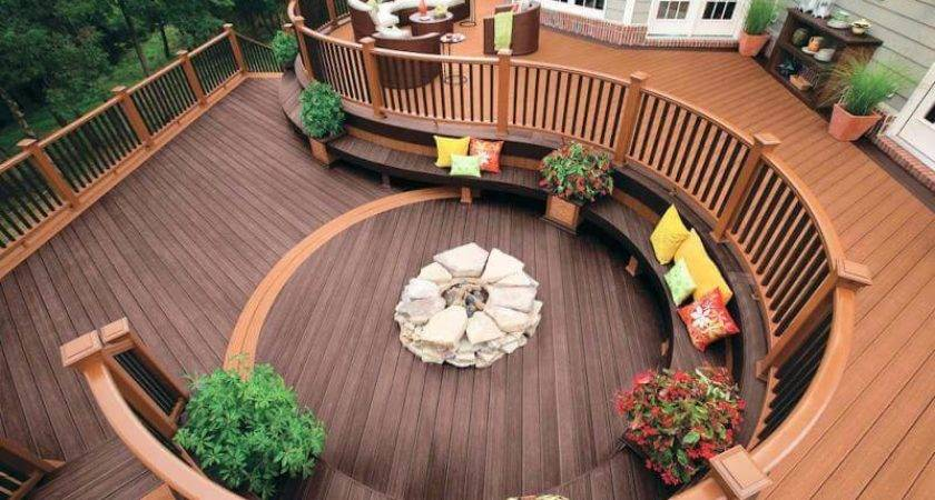 Awesome Backyard Deck Ideas Liven Party