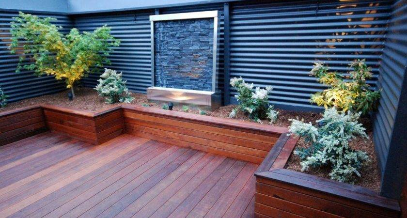 Awesome Backyard Deck Ideas Outdoor Lounge Space