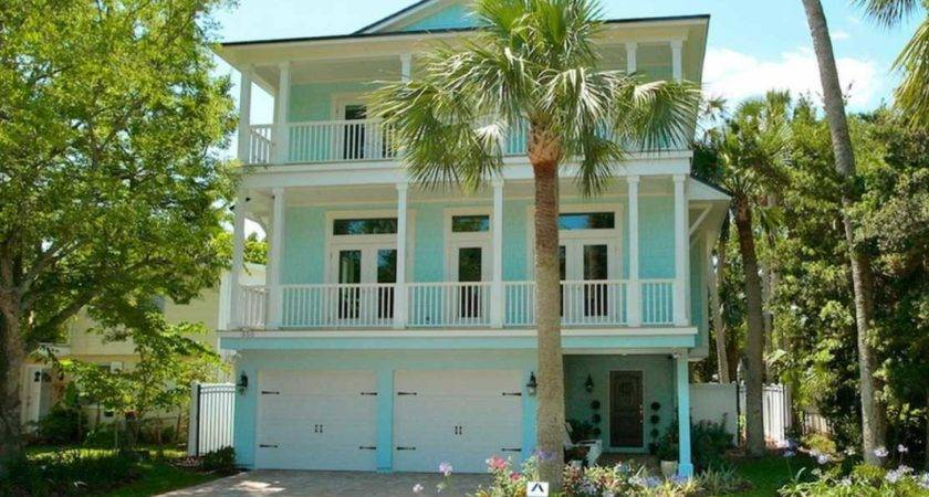 Awesome Beach House Paint Colors Exterior Stonerockery