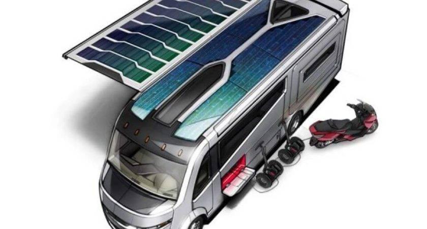 Awesome Eco Friendly Design Future Rvs