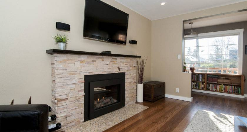 Awesome Fireplace Remodel Diy