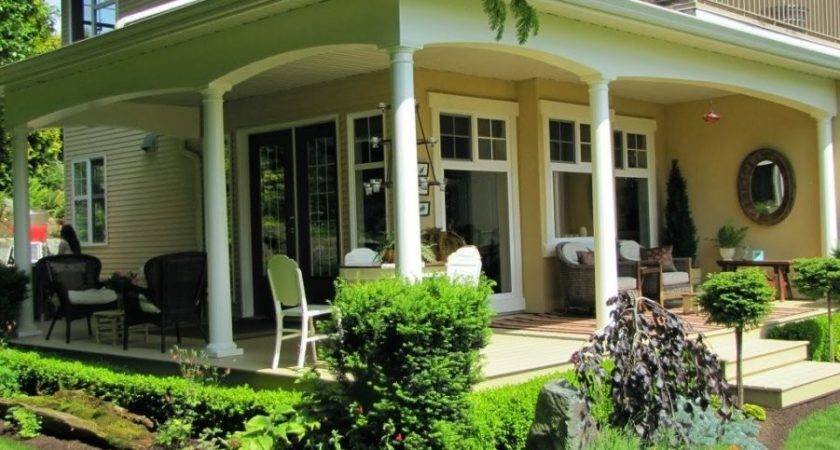 Awesome Front Porch Decor Elegant
